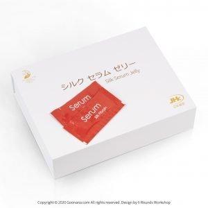 1周年獎品Serum Silk Jelly 90Packs