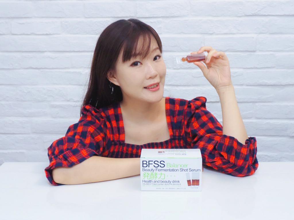 Read more about the article 海豚愛美生活日誌 BFSS 美肌酵素【效果媲美胎盤素】