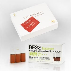 Serum Silk Jelly 30Packs + BFSS 美肌酵素 30 Pcs